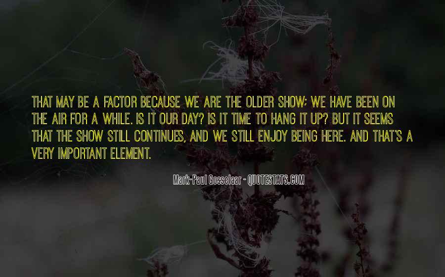 Mark Paul Gosselaar Quotes #665028