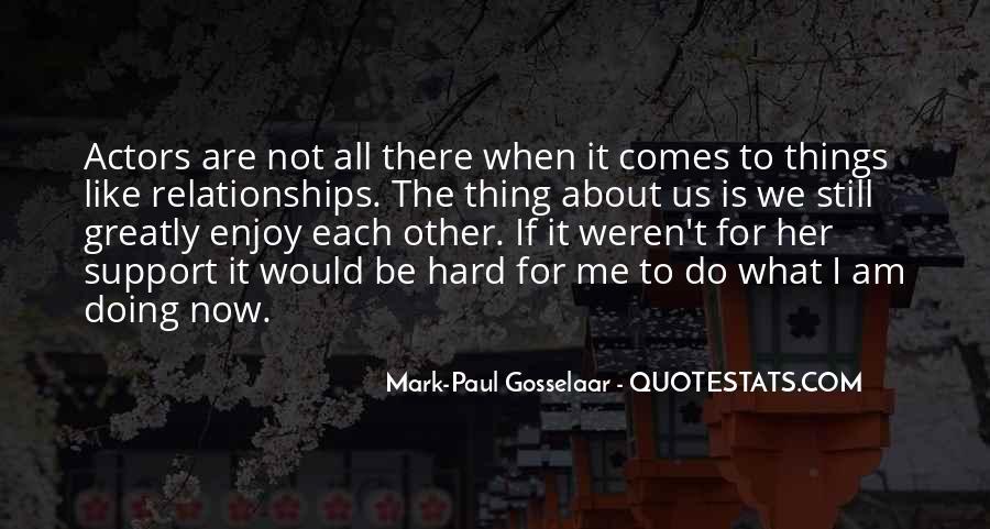 Mark Paul Gosselaar Quotes #689087