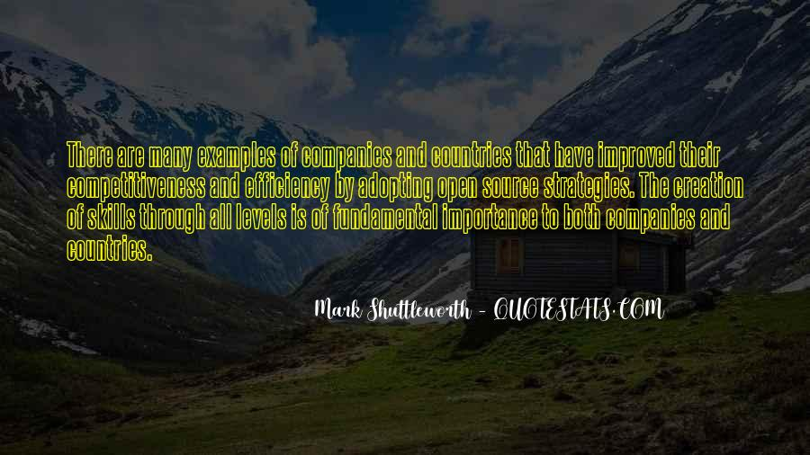 Mark Shuttleworth Quotes #909209