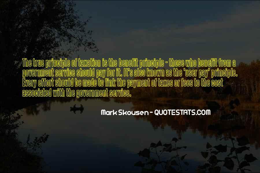 Mark Skousen Quotes #1103505