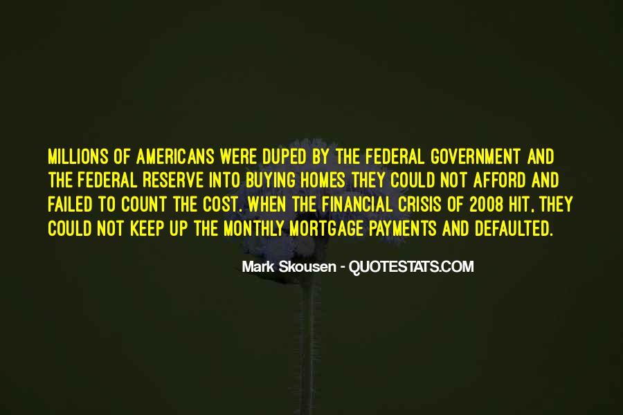 Mark Skousen Quotes #1315269