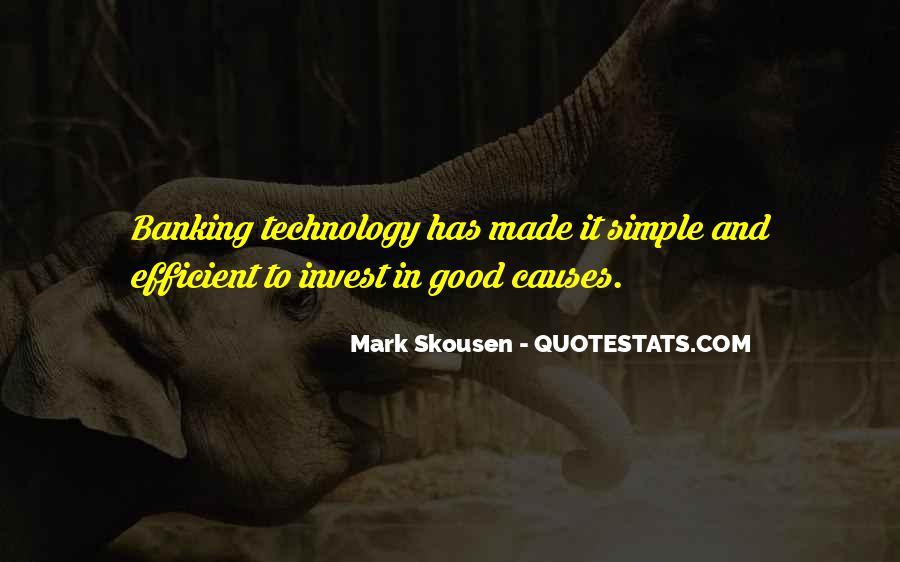 Mark Skousen Quotes #211995