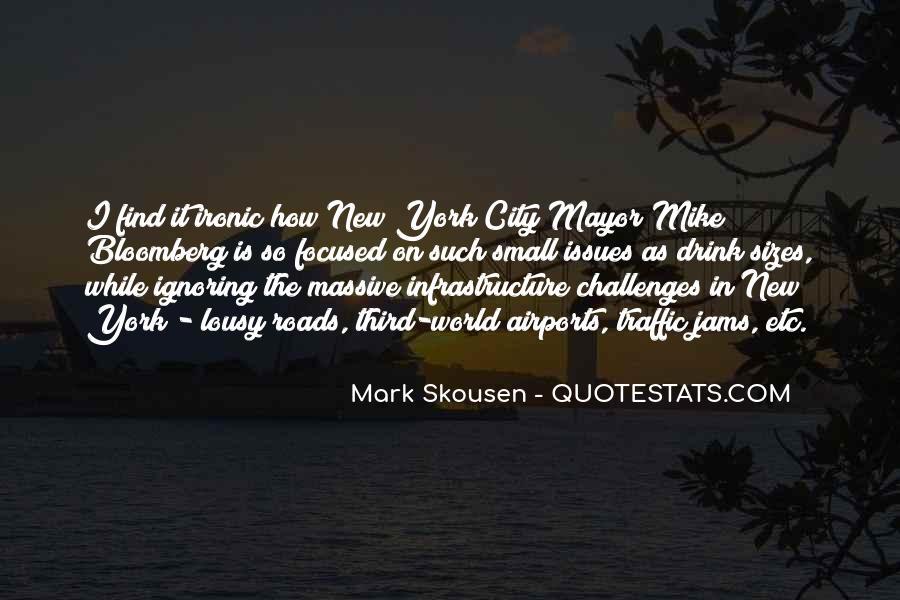 Mark Skousen Quotes #235392
