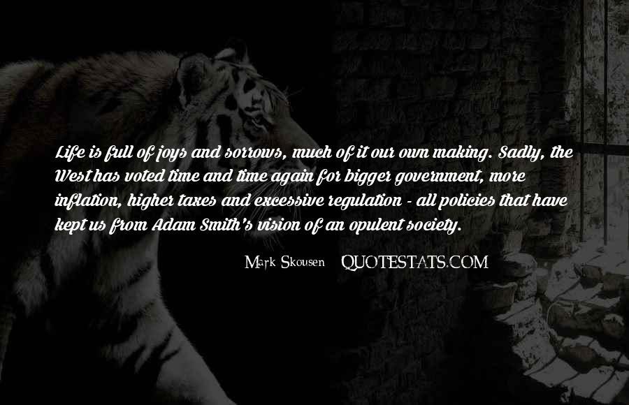 Mark Skousen Quotes #246024