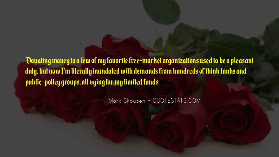 Mark Skousen Quotes #727387