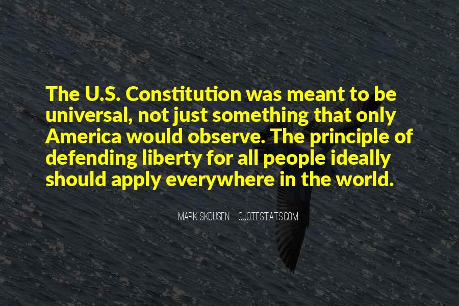 Mark Skousen Quotes #91609