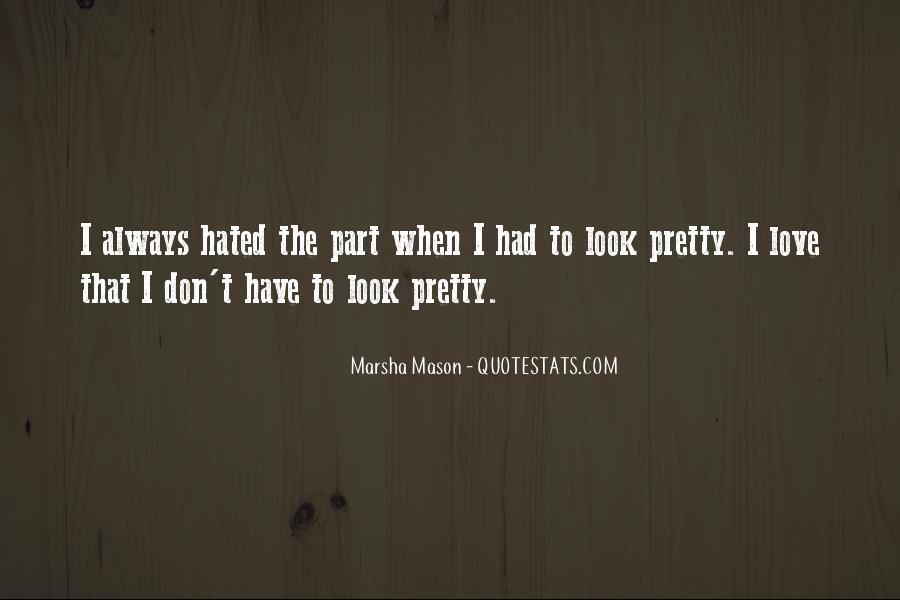Marsha Mason Quotes #1378668