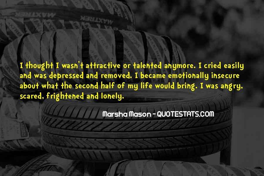 Marsha Mason Quotes #309387
