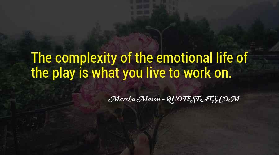 Marsha Mason Quotes #858169
