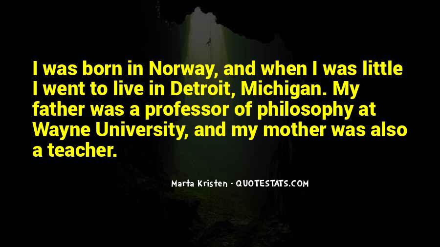 Marta Kristen Quotes #1170120