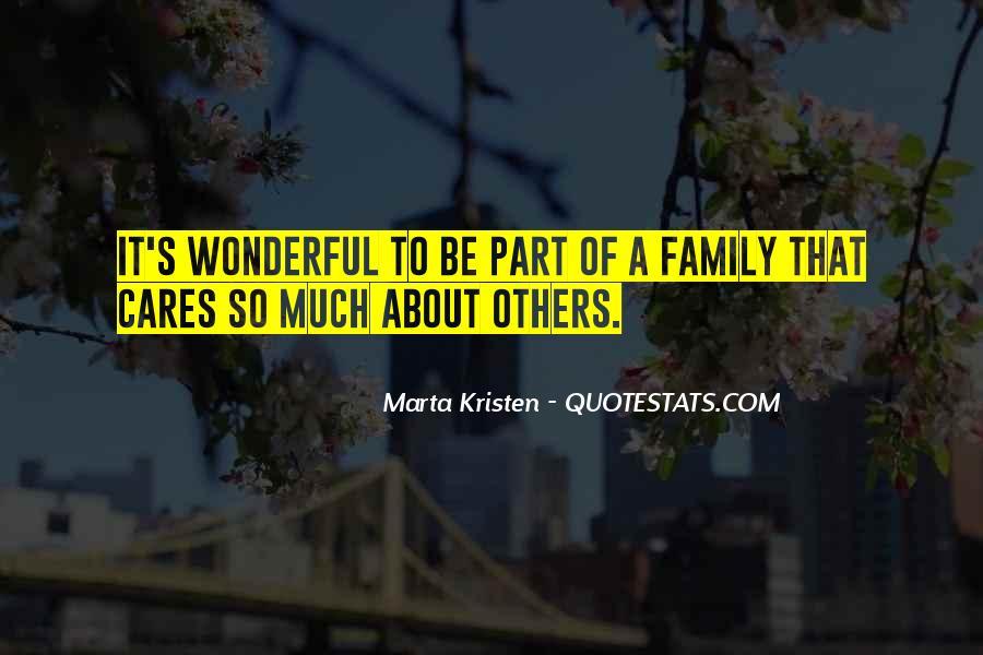 Marta Kristen Quotes #166482