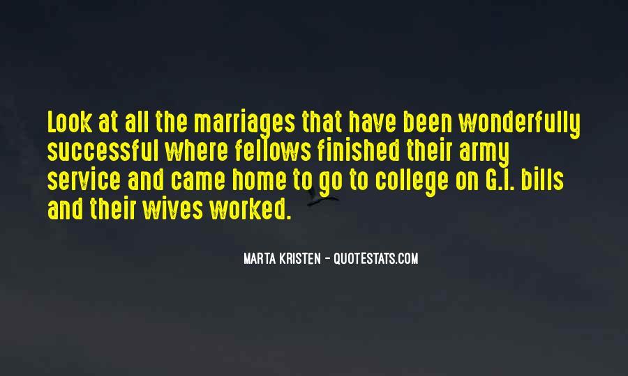 Marta Kristen Quotes #44404
