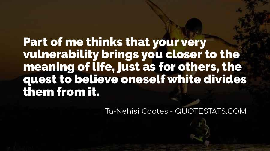 Quotes About Vulnerability #103765