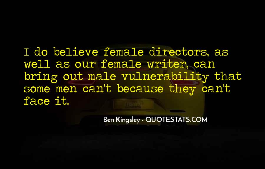 Quotes About Vulnerability #137980