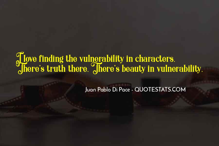 Quotes About Vulnerability #139272