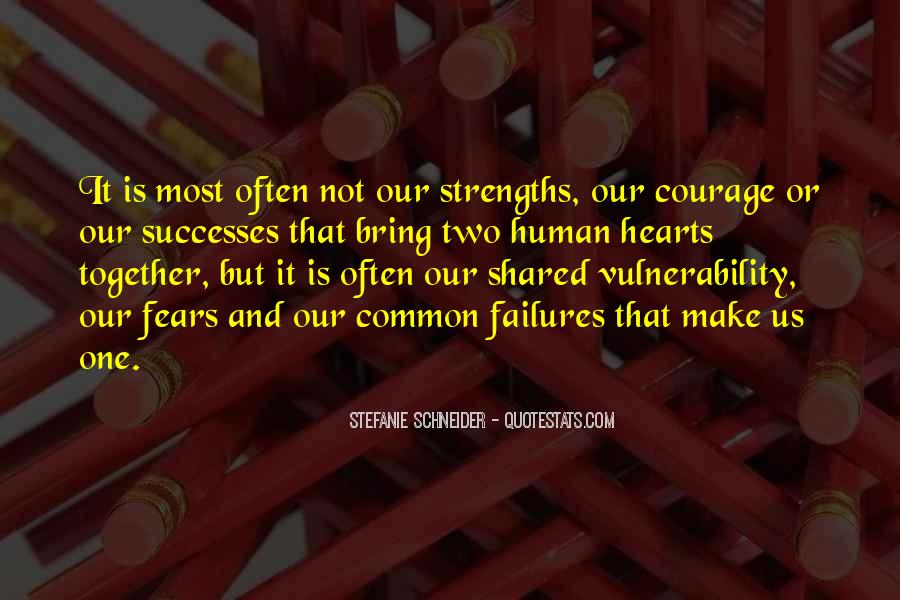 Quotes About Vulnerability #171634