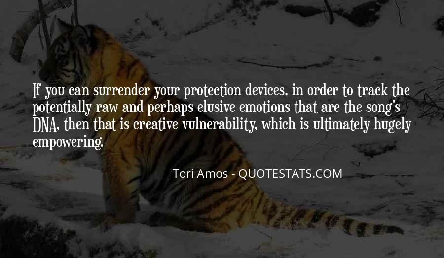 Quotes About Vulnerability #173655