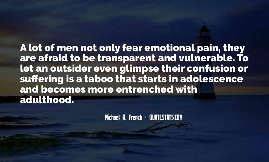 Quotes About Vulnerability #183385