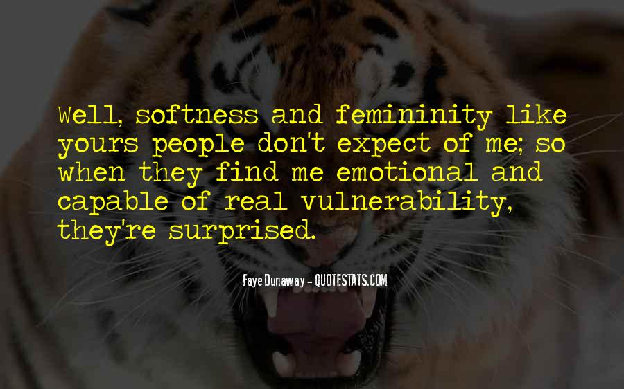 Quotes About Vulnerability #38694