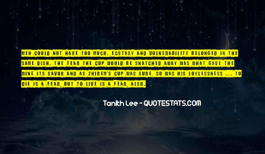 Quotes About Vulnerability #53018