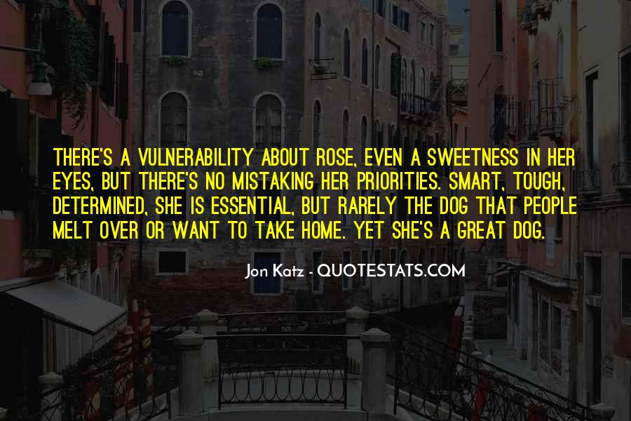 Quotes About Vulnerability #5756