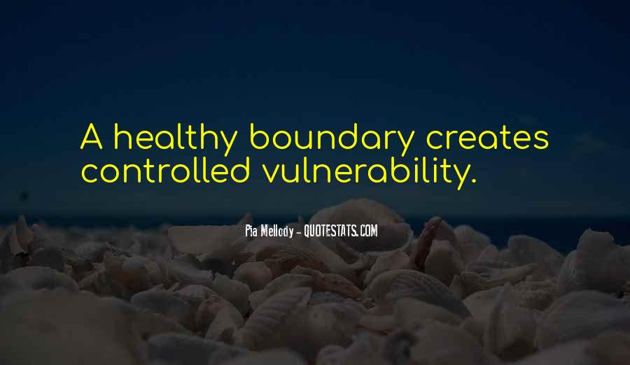 Quotes About Vulnerability #60656