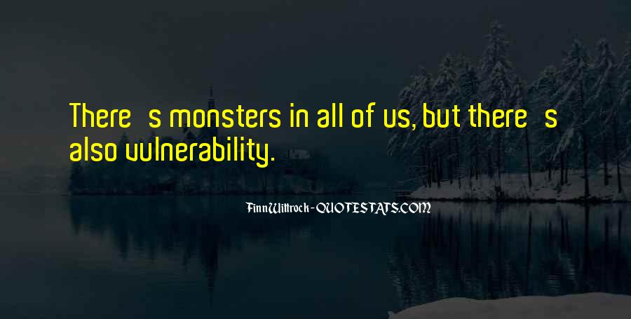 Quotes About Vulnerability #60810