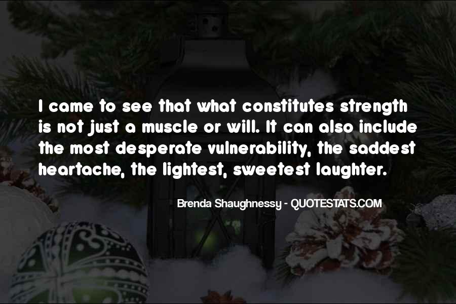 Quotes About Vulnerability #6197