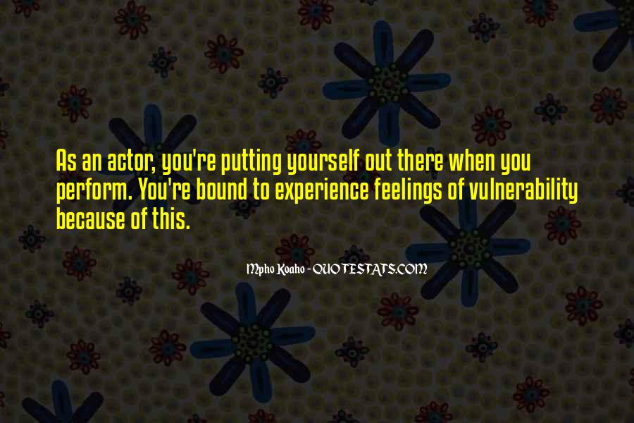 Quotes About Vulnerability #76970