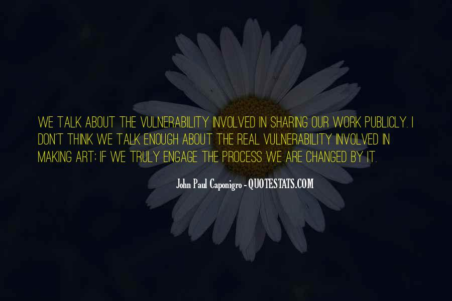 Quotes About Vulnerability #83686