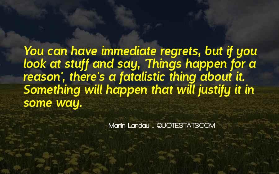 Martin Landau Quotes #1577057