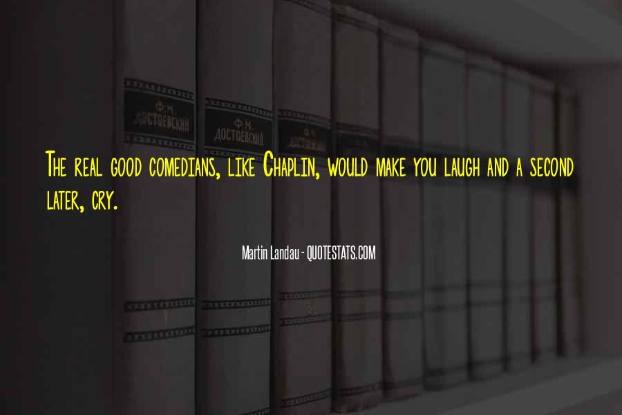 Martin Landau Quotes #1621111
