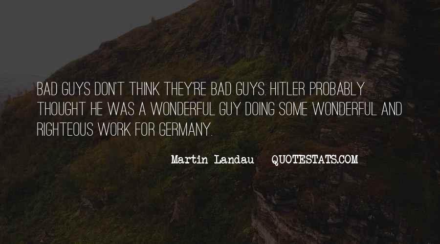Martin Landau Quotes #359092