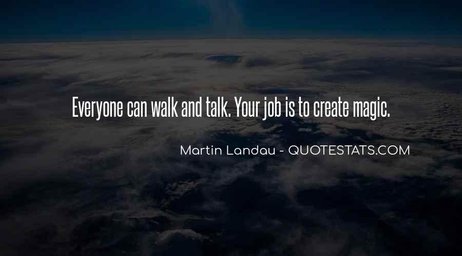 Martin Landau Quotes #587632
