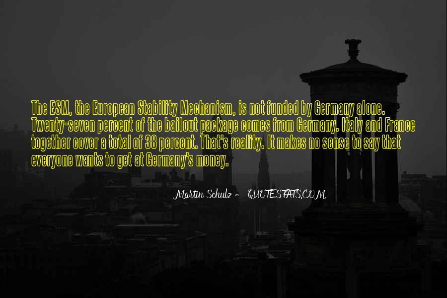 Martin Schulz Quotes #1086099