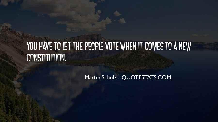 Martin Schulz Quotes #1611186