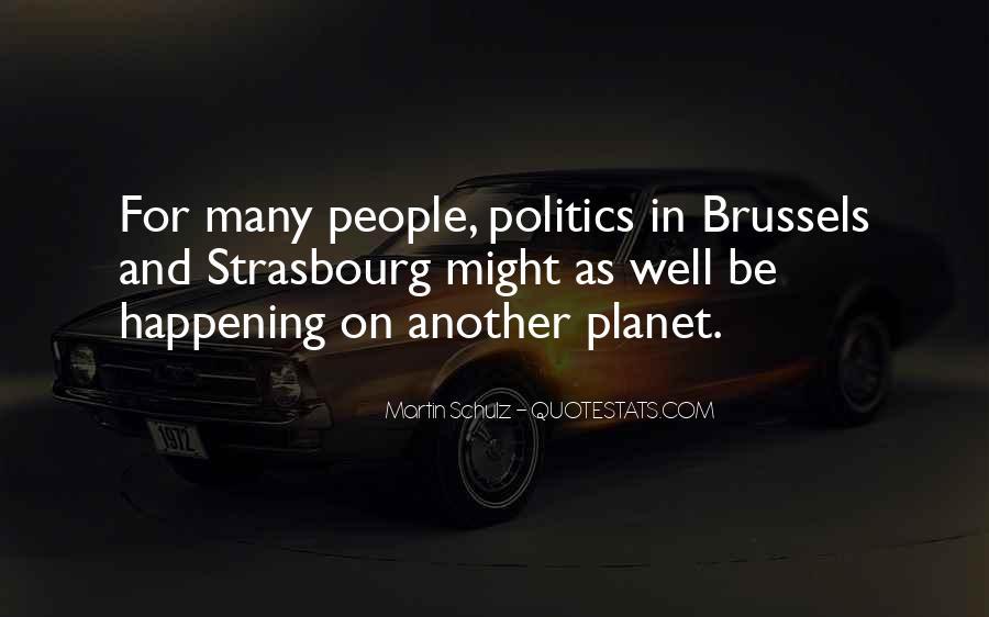 Martin Schulz Quotes #768780