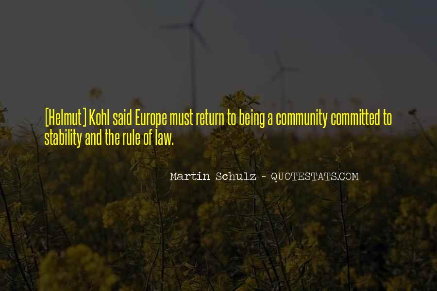 Martin Schulz Quotes #950337