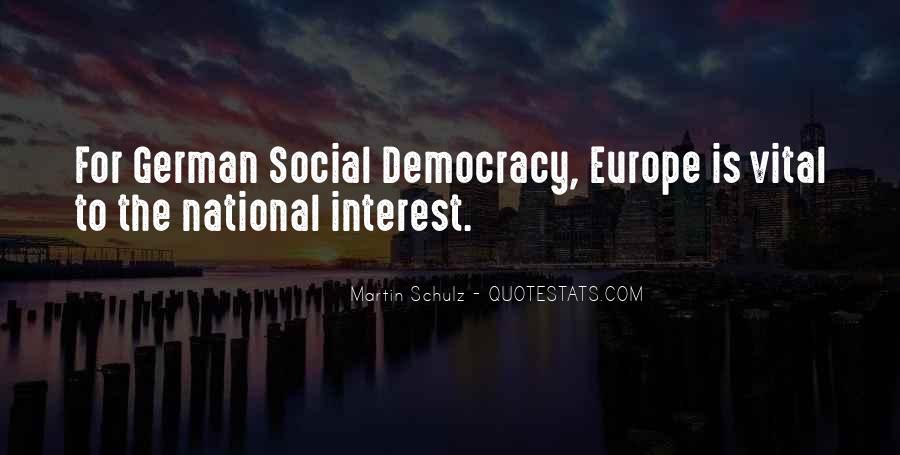 Martin Schulz Quotes #9796