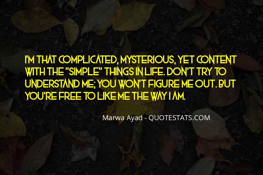 Marwa Ayad Quotes #1471136