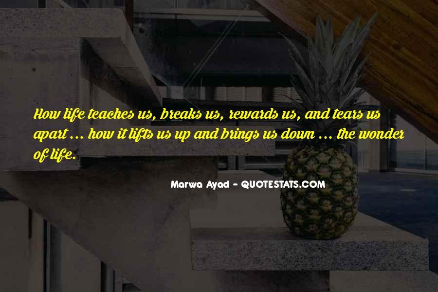 Marwa Ayad Quotes #1563624