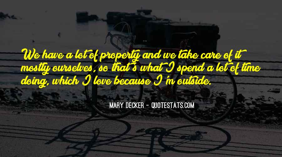 Mary Decker Quotes #1339028