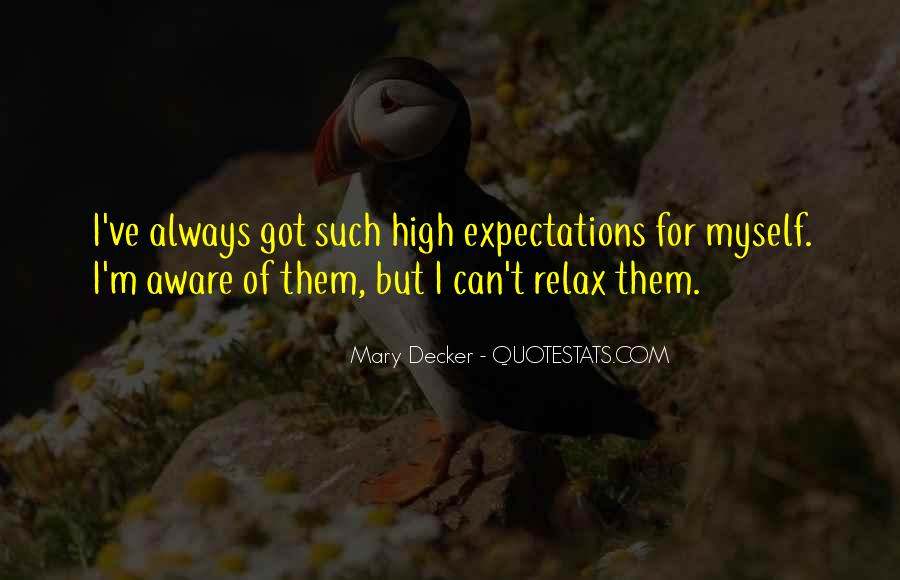 Mary Decker Quotes #409094