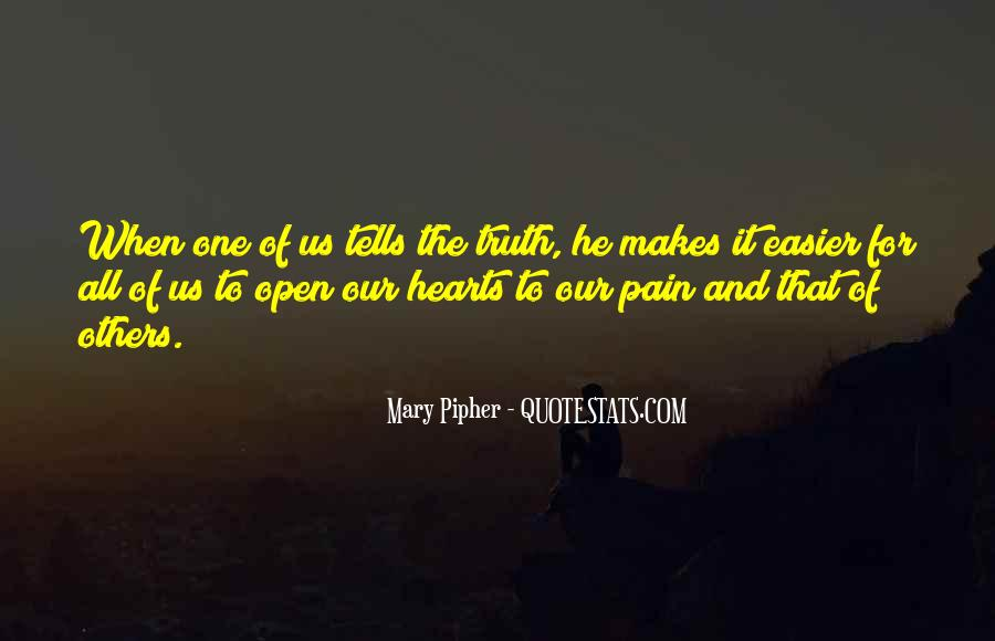 Mary Pipher Quotes #1351536