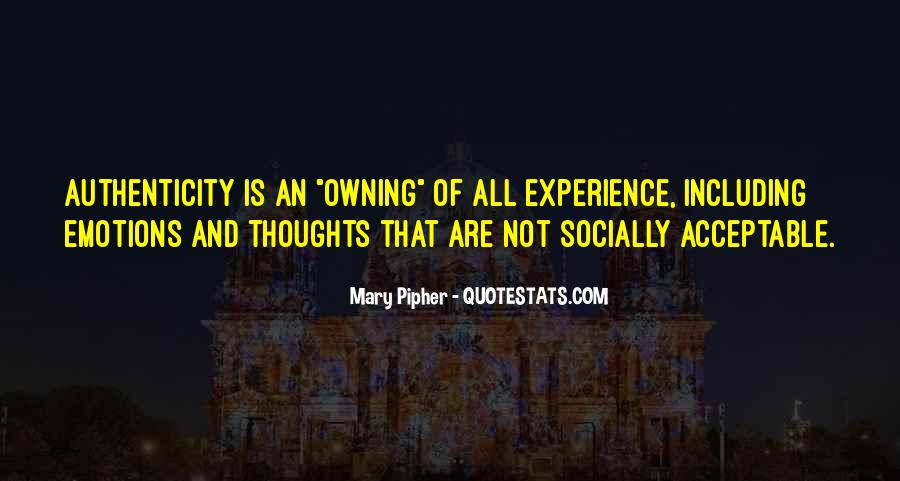 Mary Pipher Quotes #1602606