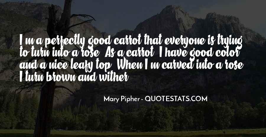 Mary Pipher Quotes #1625167