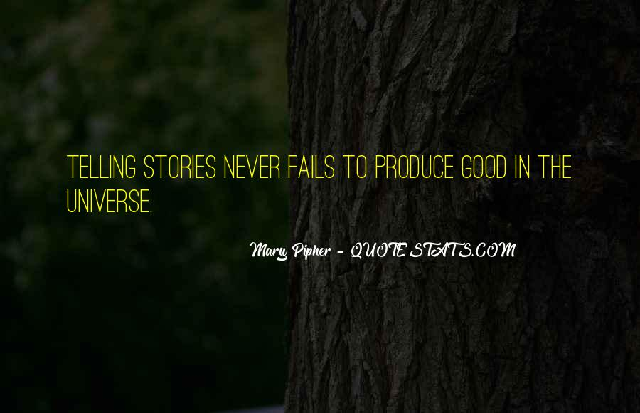 Mary Pipher Quotes #1689098