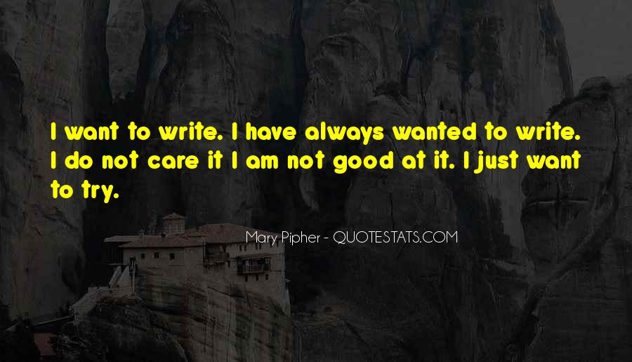 Mary Pipher Quotes #583088