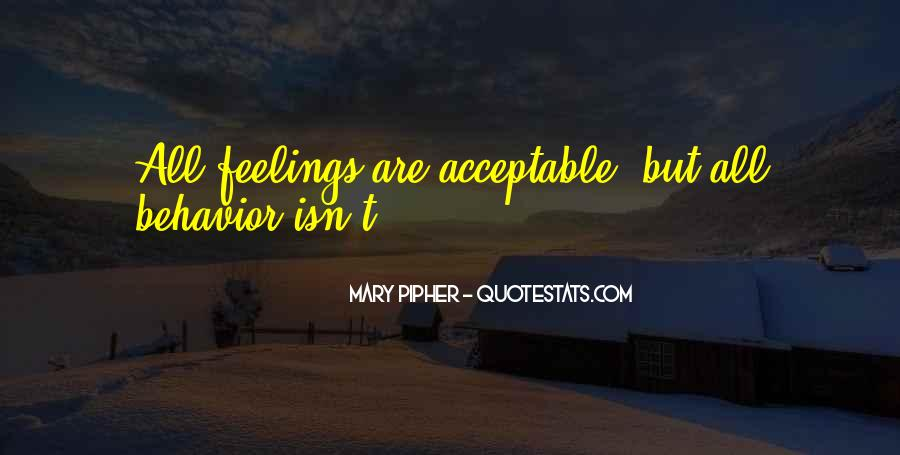 Mary Pipher Quotes #986546