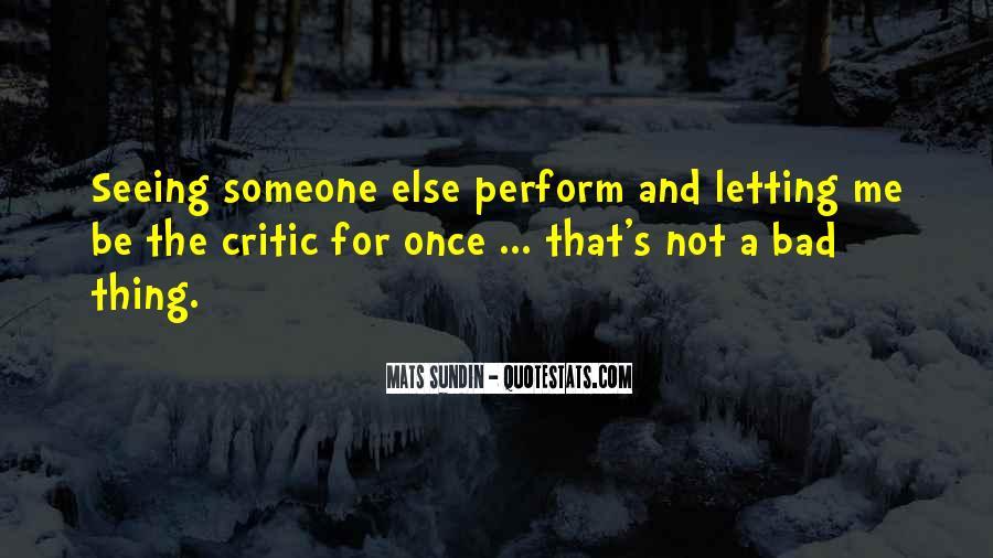 Mats Sundin Quotes #1513648